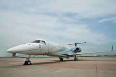 Airplane for business flights Stock Photos