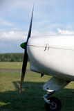 The airplane Stock Photos