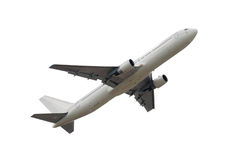 Airplane cut-out Royalty Free Stock Photo