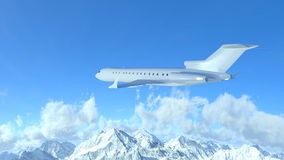 Airplane Royalty Free Stock Images