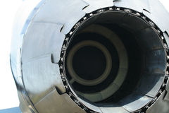Airplane engine Royalty Free Stock Photography