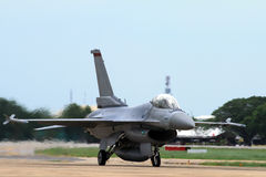 Airplane f16 Stock Images