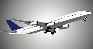 Free Airplane Flying Royalty Free Stock Photos - 2758368