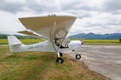 Airplane FOX 912 Stock Photos