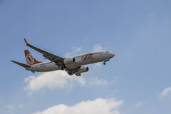 Airplane - Gol Air Transport Stock Photography
