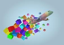 Airplane Royalty Free Stock Image