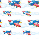 An airplane Royalty Free Stock Images