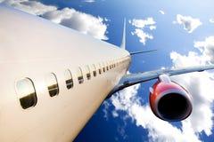 Free Airplane In Flight Royalty Free Stock Photos - 5716598