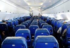 Free Airplane Interior Stock Photos - 44204283