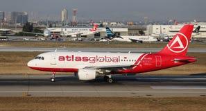 Airplane Stock Image