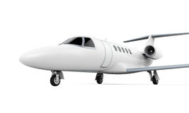Airplane Jet Isolated Royalty Free Stock Photo