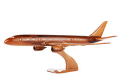Airplane model Stock Image