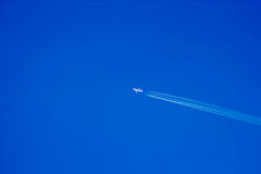 Airplane Royalty Free Stock Photography