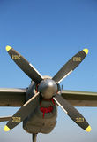 Airplane Propeller Royalty Free Stock Image