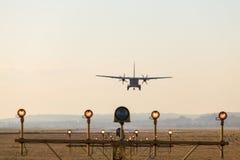 Free Airplane S Landing Royalty Free Stock Photo - 49704715