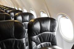 Airplane seats Stock Photos