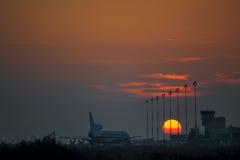 Free Airplane Silhouette Stock Photos - 37782423