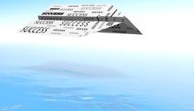 airplane success Ελεύθερη απεικόνιση δικαιώματος