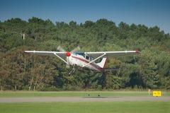 Airplane take-off Royalty Free Stock Photos