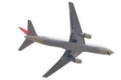 Airplane taking off Royalty Free Stock Image