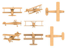 Airplane toy Stock Image