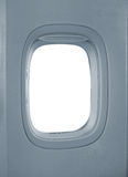 Airplane Window Royalty Free Stock Photography