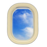 Airplane Window Stock Photos