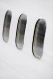 Airplane windows Stock Photos