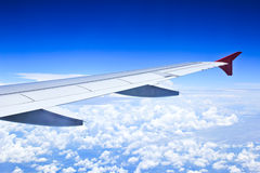 Free Airplane Wings Stock Photography - 26409222