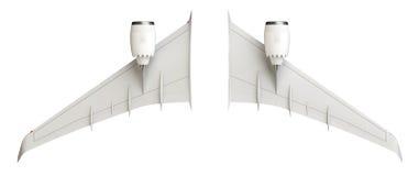 Free Airplane Wings Stock Image - 33299351