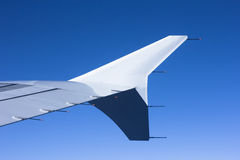 Airplane Wingtip Royalty Free Stock Image