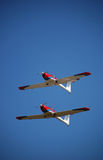 Airplanes Royalty Free Stock Photography
