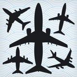 Airplanes Stock Photos