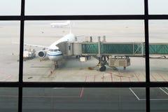 Airpoart de Beijing Imagem de Stock