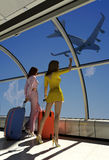 The airport Stock Images