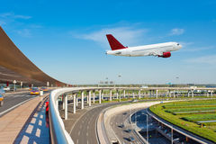 Airport Stock Image