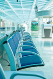 In the Airport Royalty Free Stock Images