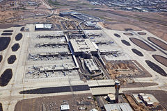 Airport Activity royalty free stock photos