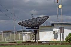 Airport Antenna royalty free stock image
