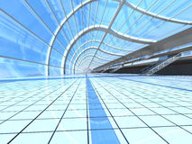 Airport Architecture Royalty Free Stock Images