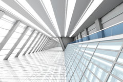 Airport Architecture Stock Image