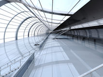 Airport Architecture Royalty Free Stock Image