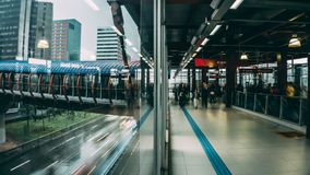 Airport, Architecture, Blur Royalty Free Stock Images