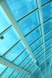 Airport Roof Stock Photography