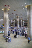 Ben Gurion Airport Arrival Hall, Israel Stock Photography