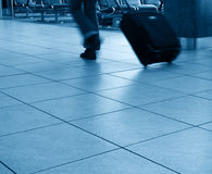 Airport background Royalty Free Stock Photos
