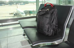 Airport bag Stock Images