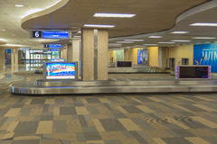 Airport Baggage Claim Area Stock Photos