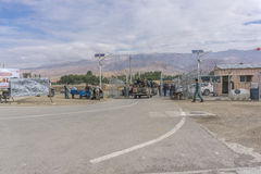 Airport Bamyan Afghanistan Royalty Free Stock Photo