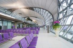 Airport of Bangkok Stock Images